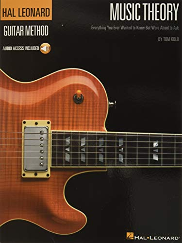 Book : Music Theory for Guitarists: Everything You Ever W...