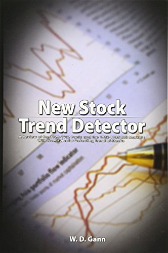 New Stock Trend Detector: A Review of the 1929-1932 Panic and the 1932-1935 Bull Market : With New Rules for Detecting Trend of Stocks