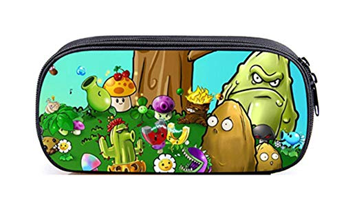 Gumstyle Plants vs. Zombies Anime Children Stationery Pencil Case 2]()