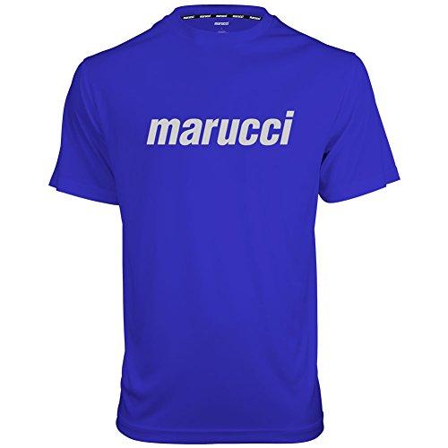 Marucci Youth Dugout T-Shirt Royal S