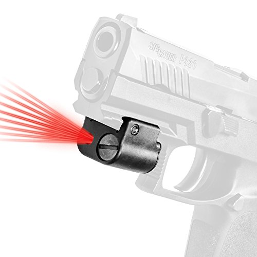 Laserlyte Center Mass Green Laser Sight: LaserLyte Laser Sight Center Mass SM Rail