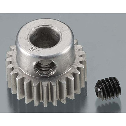 Robinson Racing 2025 Hard 48 Pitch Machined 25T Pinion 5Mm Bore