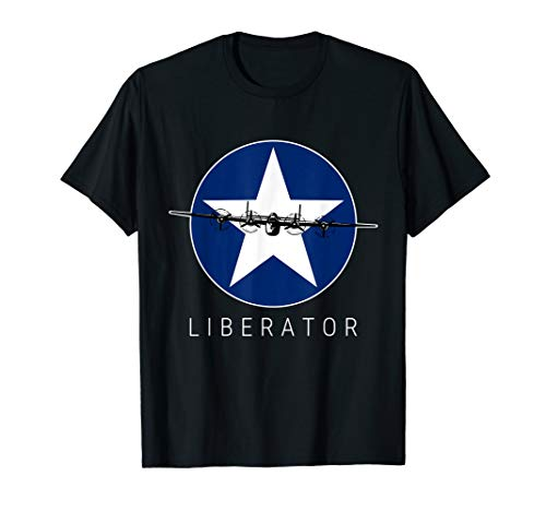 B-24 LIBERATOR T-SHIRT for sale  Delivered anywhere in USA