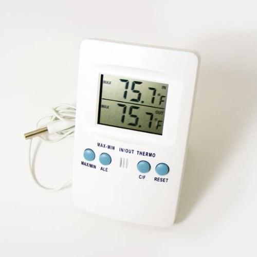 Zeal P1000Digital Thermometer for Indoor and Outdoor Use