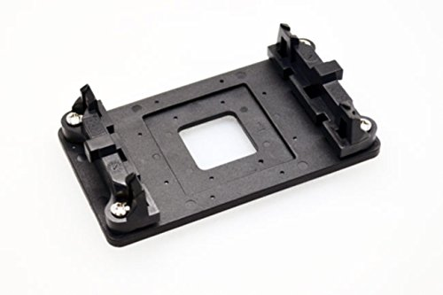 PartsCollection Cooling Fan Bracket CPU retention mounting Black Plastic AMD Stand Base for Socket : AM2 AM2+ AM3 AM3+ FM1 FM2