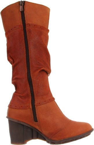 El Natura Kvinners N892 Henna Boot Brown