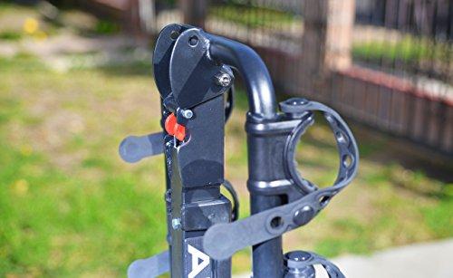 Allen Sports Premier Locking Quick Release 4-Bike Carrier for 2 in. Hitch by Allen Sports (Image #3)