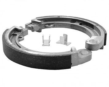 Vespa PK 50 S avant M/âchoires de frein TRW MCS981 125x17mm TYP 981 Piaggio XL Vespa 82-90