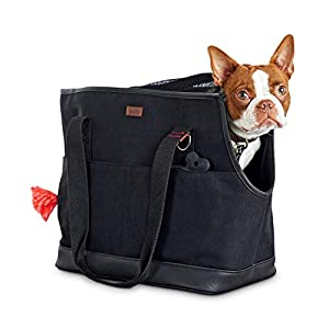 Reddy Canvas Dog Carrier Tote 2