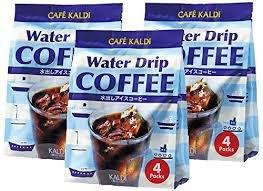 カフェカルディ ウォータードリップコーヒー(水出しアイスコーヒー)