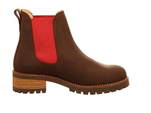 Boots Blue Pash Heeler Chelsea heeler Cherry Boots blue Women's Brown Ew0xv