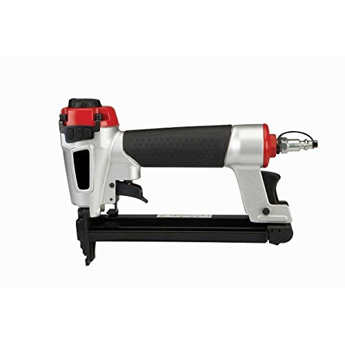 20 Gauge Wide Crown Stapler from TNM by Harbor Freight Tools