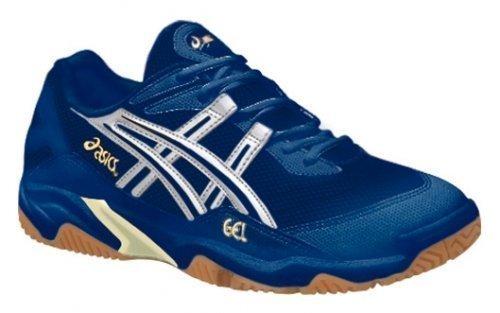 Asics gel women hunter rQ353/5001 couleur :  bleu marine/blanc/jaune