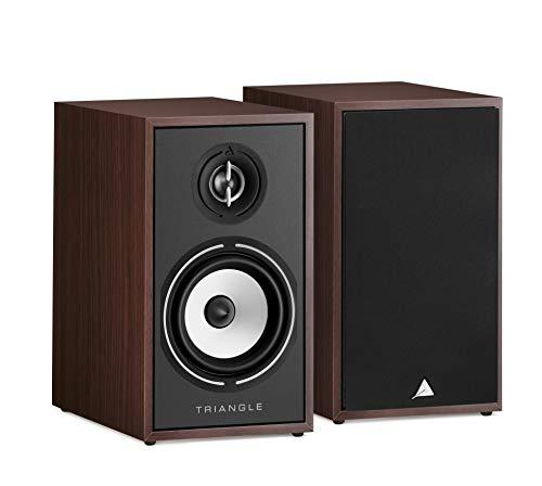 Buyshelf Speaker – Borea BR02 Walnoot