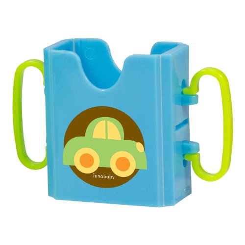 Innobaby Packin' SMART Keepaa Juice Box Holder, Blueberry PS-KE101