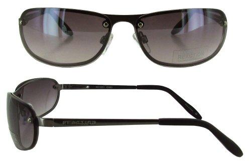 Kenneth Cole Reaction 'KC1031' Sunglasses,Matte Light Gun