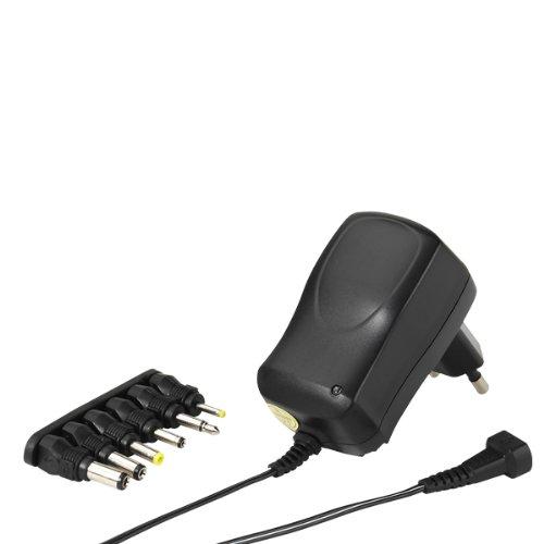 Vivanco PA 600 Universalnetzteil (3-12 Volt, 600mA) schwarz