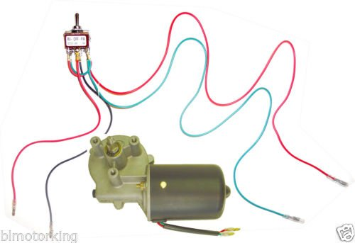 50rpm electric motor - 4