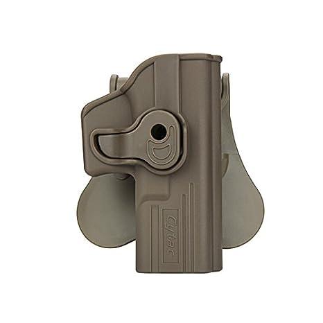 CYTAC Pistol Holster Fit Glock 19 23 32 Gen 1 2 3 4