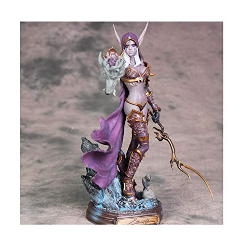 dylad-Character-Model-World-of-Warcraft-Sylvanas-Undead-Queen-Statue-Home-Office-Decoration700828934197