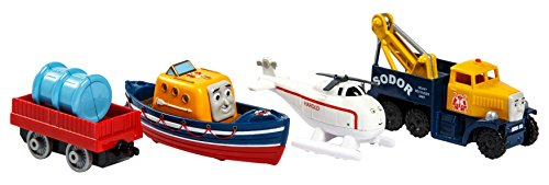 Thomas & Friends Fisher-Price Adventures, Sodor Search & (Search And Rescue Vehicles)
