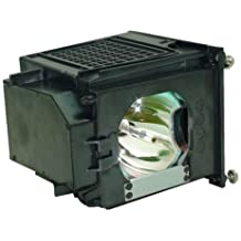 915P049010 915P049A10 Replacement Lamp with Housing for Mitsubishi WD-52631, WD-57731, WD-65731, WD-65732 Tvs