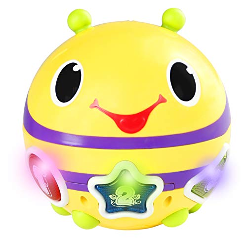 Bright Starts Having a Ball Roll and Chase Bumble Bee -