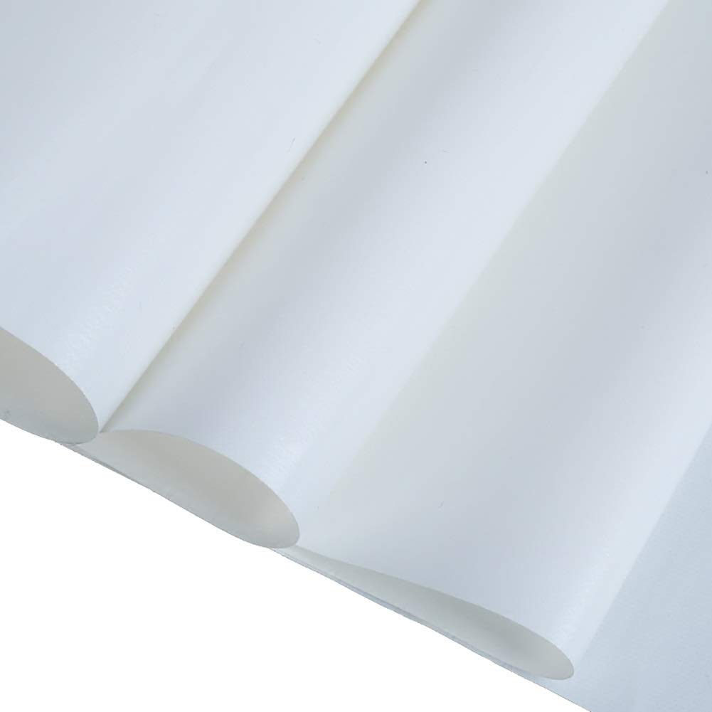BÂches Imperméable Résistante avec Oeillets, Tente De Feuille De Couverture Végétale pour La Pelouse De Patio De Plantes De Fleurs De Camping, 350g    6×8m