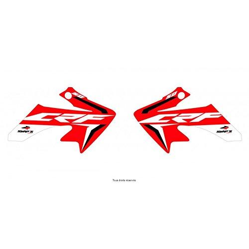 Kit Deco Origine Honda CR-F50 Rouge