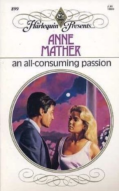 book cover of An All Consuming Passion