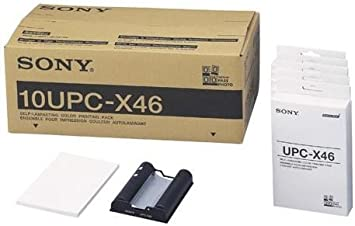DNP Sony 10UPC-X46 para impresora Sony upx-c200: Amazon.es ...