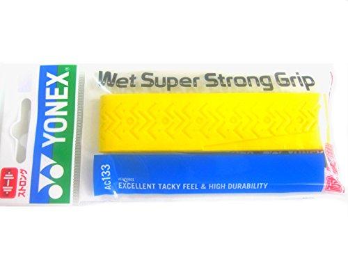 Yonex Wet Super Strong Grip AC133 Yellow