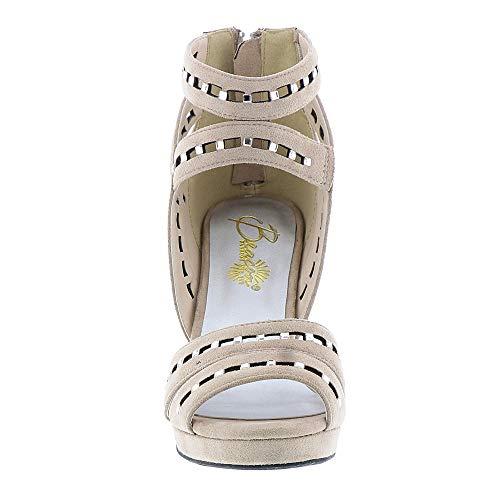 Sandales Image Femmes Talon À Taupe Beacon Ex8z1qw0T