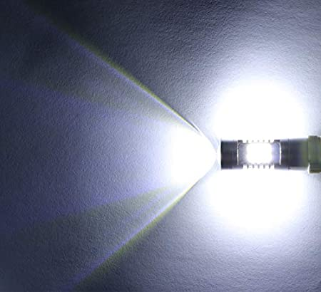 6000K White 912 Reverse Light LED Backup Light Super Bright High Power 4014 30-SMD T15 906 W16W 921 Led Backup Light Bulbs Set of 2 Yepwell
