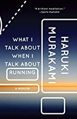 An intimate look at writing, running, and the incredible way they intersect, What I Talk About When I Talk About Running is an illuminating glimpse into the solitary passions of one of our greatest artists.While training for the New Yo...