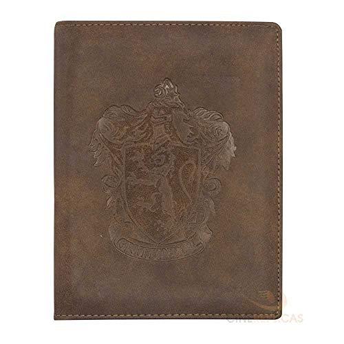 - Noble Collection CR1118-Harry Potter Gryffindor Passport Holder