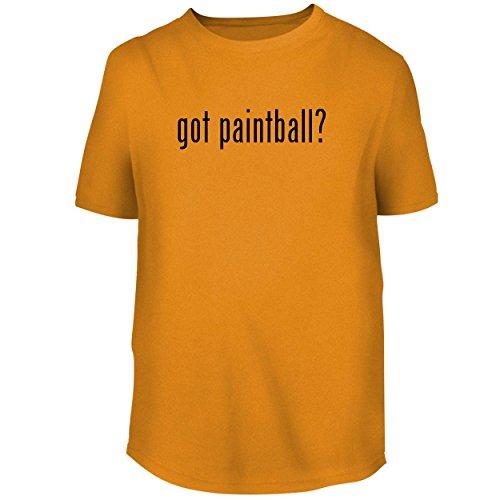 BH Cool Designs got Paintball? - Men's Graphic Tee, Gold, (08 Mens Paintball T-shirt)