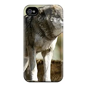 New Fashion Premium Cases Covers For Iphone 6 - 2 Wolves