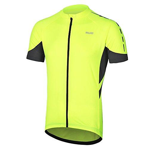 領域ポイント意欲LIXADA サイクルジャージ 自転車ウエア 半袖ウェアセット スポーツウェア 夏用 速乾吸汗 通気がいい 色とサイズ選択可