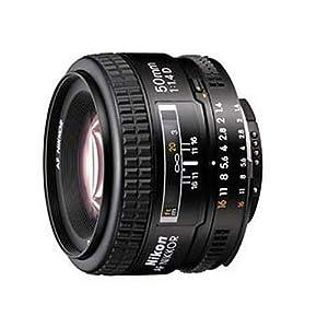 RetinaPix Nikon AF Nikkor 50mm F/1.4D Prime Lens for Nikon DSLR Camera