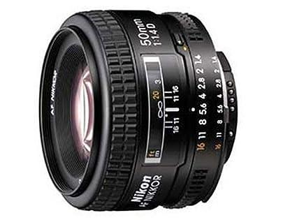 Nikon AF Nikkor 50mm f/1.4D Lens Image