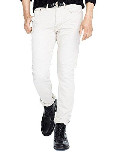 Polo Ralph Lauren Mens Varick Slim-Straight Fit Five Pocket Corduroy Pants