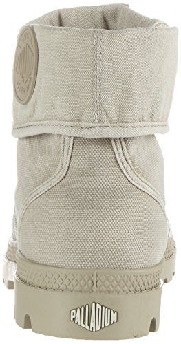 Palladium Pallabrouse Baggy, Sneakers Basses Homme Gris (Goat/Silver Birch)