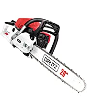 Giantz Commercial Petrol Chainsaw (20 Inch Bar, Model 1)
