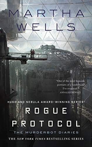 Image of Rogue Protocol: The Murderbot Diaries