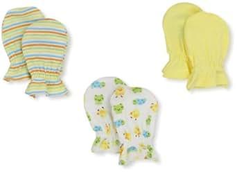 Gerber Unisex-Baby  Ducks 3 Pack Mitten