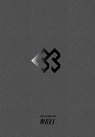 Btob Move 5th Mini Album Btob Amazon De Musik