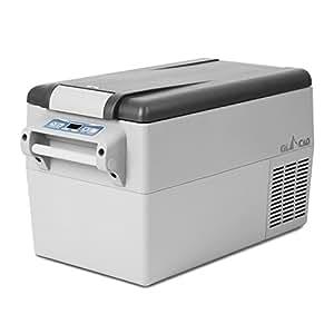 Glacio 55L Portable Fridge Frezzer Cooler for Car/Home/Camping - 12V/24V/240V