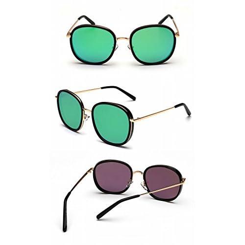 decc6dbf0a Buena Gafas de Sol Masculinas Y Femeninas de la Manera Polarizadas Gafas de  Sol Marco Retro