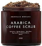 Brooklyn Botany Arabica Coffee Body Scrub & Face